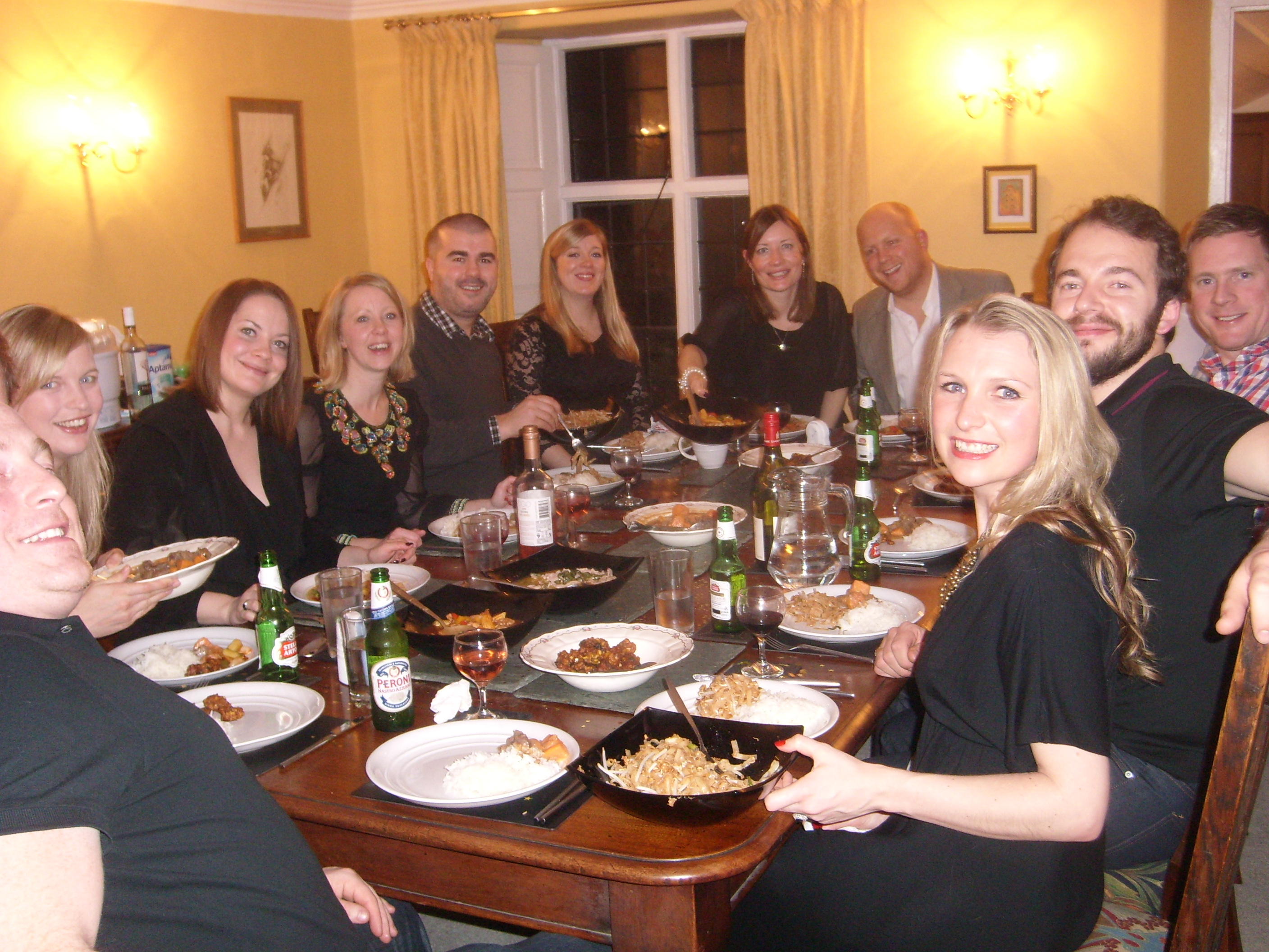 thai dinner parties engagingthailandtips blog
